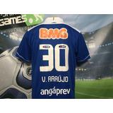 Camisa Do Cruzeiro Usada No Brasileiro 2013!!!!