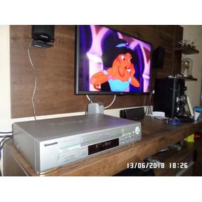Video Cassete 7 Cabeças Panasonic Super Conservado