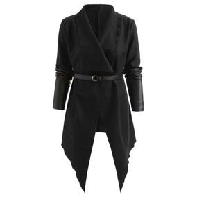 Abrigo Rojo Largo Mujer - Vestuario y Calzado en Mercado Libre Chile b60e648d43d6