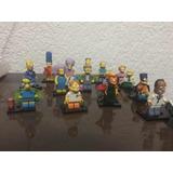 Los Simpson Lego 15 Piezas