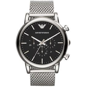 fe073ffc02d Relógio Armani 1808 - Relógios no Mercado Livre Brasil