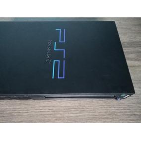 Carcaça Vazia Ps2 Fat Scph-30001 Playstation 2 - Usada