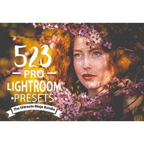 Presets Fotografia 523 Premium Lightroom Presets Collection