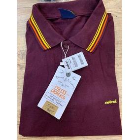 Camisa Polo Roxa - Pólos Manga Curta Masculinas no Mercado Livre Brasil 802bada9dbdf7