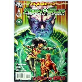 Flash Point Abin Sur Green Lantern (lanterna Verde) Nº3