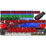 Pendrive De Ritmos Yamaha Emulado 540 , 550 620 ,640