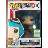 Funko Pop Ramona Flowers Eccc (pilgrim Marvel Got Disney)