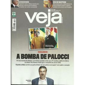 Veja 2560: Palocci / Carmen Meyrink Veiga / Morrissey