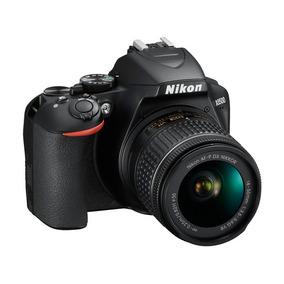 Nikon Reflex D3500 Kit 18-55mm Unica Con Garantia Oficial