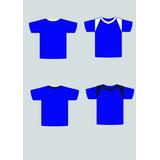 Jogo De Camisa Completo De Futebol Com 20 Peças - Camisas de Futebol ... 528c0071a68df