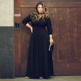 Vestidos de fiesta mujer talla grande