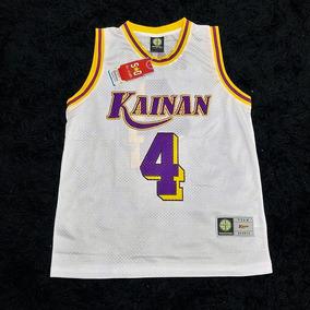 eb7d770fc5 Uniforme Camiseta Original Slam Dunk Kainan 4 Maki Basquete. R  155
