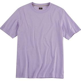 Camiseta Left Coast Camiseta Clasica Con Cuello Redondo De M