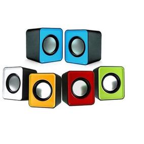 Cornetas Mini Speaker Colores
