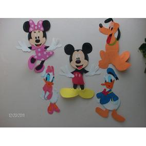 1199a5422 Bolsitas Para Cumpleaños En Goma Eva Con Personajes - Souvenirs para ...