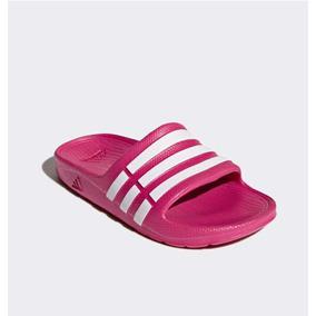 quality design e37f4 063c3 Sandalias adidas Duramo Slide K De Dama