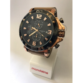 Relógio Mondaine Unissex Cronógrafo 99338gpmvur1