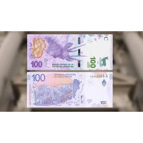 Nuevo Billete 100 Pesos Argentina Taruca 2018 Sin Circular
