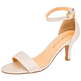 66143d33879 Zapatos De Fiesta Color Beige - Zapatos para Niñas Beige en Mercado ...