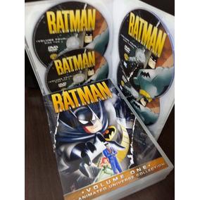 Batman Animated Séries - As 4 Temporadas Completas
