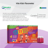 Suplemento Polivitaminico Vita Kids