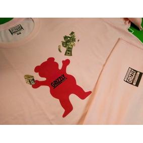 d4097bc36 Camiseta Grizzly Diamond - Camisetas Manga Curta para Masculino no ...