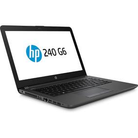 Laptop Hp 240 G6 Celeron 4 Gb 500 Gb 14 Pulgadas Hdmi Win10