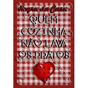 Placa Sujou Lavou Decoração No Mercado Livre Brasil