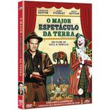 O Maior Espetáculo Da Terra - Dvd - Charlton Heston Lacrado 49289b3c53aa4