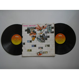 Lp Vinilo Pink Floyd The Wall 2 Lps Edición Colombia 1979