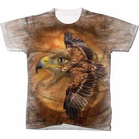 Camisa Camiseta Blusa 3d Águia Eagle Usa Estados Unidos 13 9cd92303faf