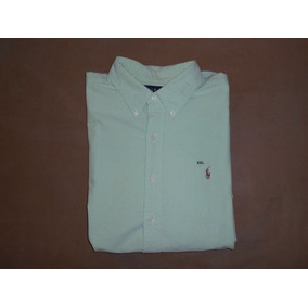 Camisa Polo Ralph Lauren Logo A Color 2xl M corta 87528f99db2a8