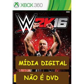 Wwe 2k16 - Xbox 360 - Digital
