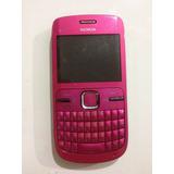 Celular Nokia C3-00 - Não Funciona