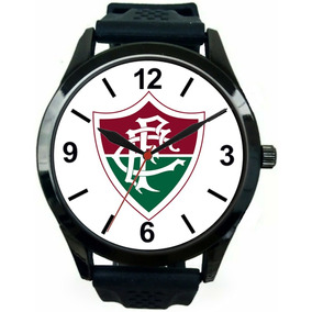 8fe52ad9486 Relógio Pulso Esportivo Fluminense Barato Masculino Promoção