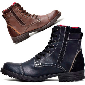 48053e569f Bota Coturno Masculino Free Way Jipe 2 70100402 - Sapatos no Mercado ...
