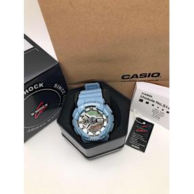 3cfe907a5c6 Relógio G Shock Azul Bebe - Joias e Relógios no Mercado Livre Brasil