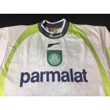 0b42e0517f Camisa Palmeiras Goleiro 1999 Original Da Época Tam M (73x52