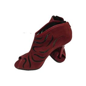 Sapato Open Boot