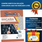 42789e60155 Apostila Agente Administrativo Macaíba Rn 2019 (solução)