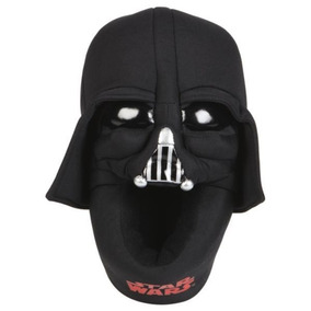 Pantunflas Dark Vader Star Wars Talla 21