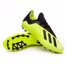 Tacos adidas X Tango 17.3 Cg3727 Amarillo Caballero Oi por Essential sport  · Zapatos De Fútbol adidas X 18.3 Ag 041d4a21d87cc
