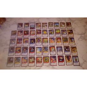 Cartas Beyblade - Deck Com 49 Cartas - Raridade