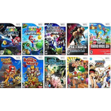 Pack 5 Juegos Digitales Para Wii..