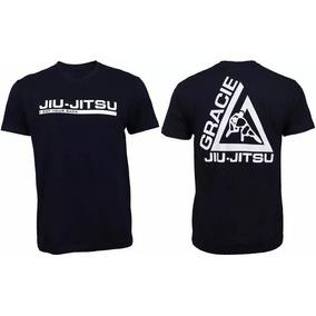 104325651c Camisetas Gracie Jiu Jitsu - Camisetas para Masculino no Mercado ...