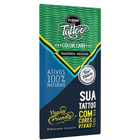 Mboah Tattoo Color Care Masculino 10ml