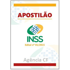 Inss pdf apostila alfacon