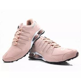 e10844bf8ec Nike Shox Nz 4 Molas Original Cores Frete Grátis Aproveite