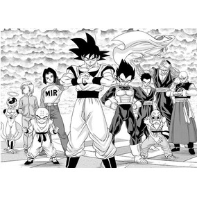 Mangás Dragon Ball Completo Em Pdf
