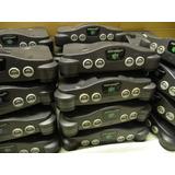 (ver Descripción) Lote 20 Consolas De Nintendo 64